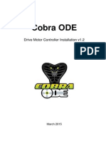 Cobra ODE DMC Installation