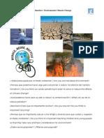 Cambio Climático/ Climate change