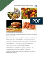 Cocina Alimentación / Cooking