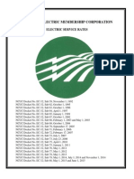 Piedmont Electric Membership Co - Small General Service Rate