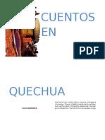 Cuentos en Quechua