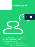 Successful Equity Crowdfunding Campaigns by FundedByMe