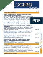 Política Publica en Disc. Intelectual Siglo Cero