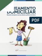 Manual_Saneamento Domiciliar - Instrucoes de Uso