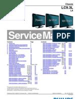 Manual de Service para TV LED Philips