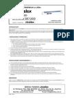 Luz de Emergencia a LED ATOMLUX Modelo 2020 LED