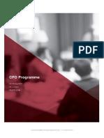 CFO Programme