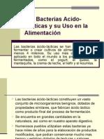 Adicional-Las Bacterias Acido-Lácticas y Su Uso en La