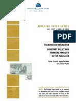 Heterogeneity in Euro Area Transmission Mechanisms