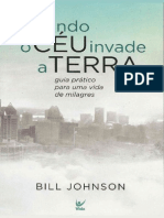 Quando o Ceu Invade a Terra - Bill Johnson