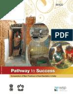Best Practice in Rural Sanitation