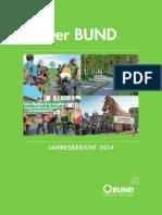 BUND Jahresbericht 2014