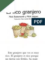 butterworth, nick - el rico granjero