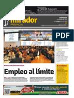 Edición impresa del domingo 12 de julio de 2015