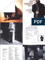 Booklet - Roy Hargrove Quintet - With the Tenors of Our Time