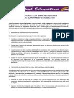 UNA PROPUESTA DE ECONOMIA SOLIDARIA - DIGNIDAD EDUCATIVA 2015-.pdf