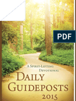 Daily Guideposts 2015 - Free Preview