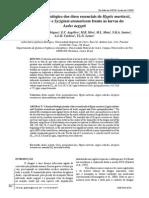 Estudo Químico Biológico Dos Óleos Essenciais de Hyptis Martiusii