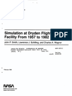 Dryden Simulation