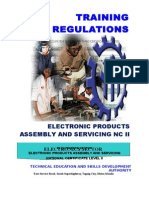 Electronic Products Assembly and Servicing NC II