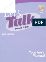 Let's Talk 3 Teacher's Manual