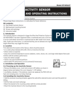 STI WS107 Instruction Manual