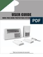 STI WS100SG2 Instruction Manual