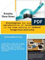 Keeping Them Home.strategies for Reducing Hospitalizationscopy