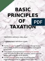 Basic Taxation