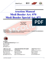 MD070 Operational Manual