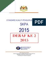Garis Panduan Skpa 2015 (Deraf Ke 2)