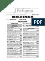 Boletín 16-07-2015 Normas Legales TodoDocumentos.info