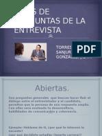 TIPOS DE PREGUNTAS DE LA ENTREVISTA.pptx