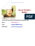 Oracle Workflow - By Dinesh Kumar S