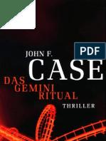 Case, John F. - Das Gemini-Ritual