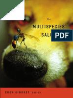Multispecies Communities