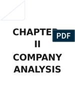 Introduction to the Company