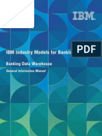 IBM Banking Data Warehouse GIMv85