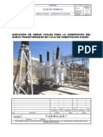 Plan de Trabajo Obras Civiles SE Ayaviri.doc