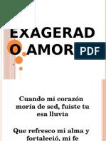 Exagerado Amor
