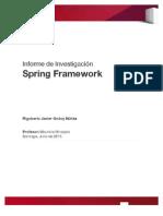 Informe Spring