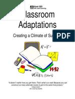classroomadaptations
