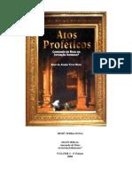 153178696 Livro Atos Profeticos Rene Terra Nova Marta