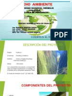 Trabajo Power Point Central Hidroelectrica Chaglla 2015