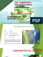 Trabajo Power Point Central Hidroelectrica Chaglla 2015