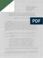 BBP16 Berg 1985 Statement of Missiological Principles