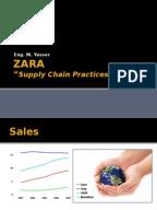 Brand Consultancy Luxury Strategy Case Studies Zara Supply Chain Management Emily Yt Chen        Dec SlidePlayer
