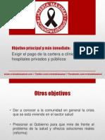 Instructivo Alerta Maxima Crisis de la Salud en Colombia