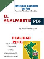 EL  Analfabetismo en el Peru