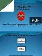 Exposición OficiEXPOSICIÓN OFICINA DE CONTABILIDAD ENERO 2015na de Contabilidad Enero 2015